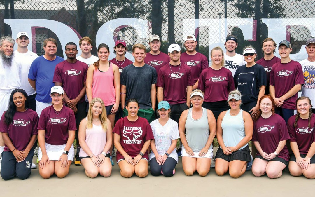 First Alumni Tennis Tournament