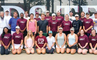 First Alumni Tennis Tournament