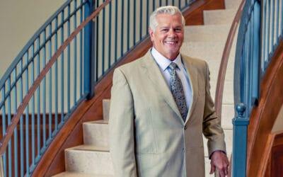 Alumni Service winner makes good by giving back
