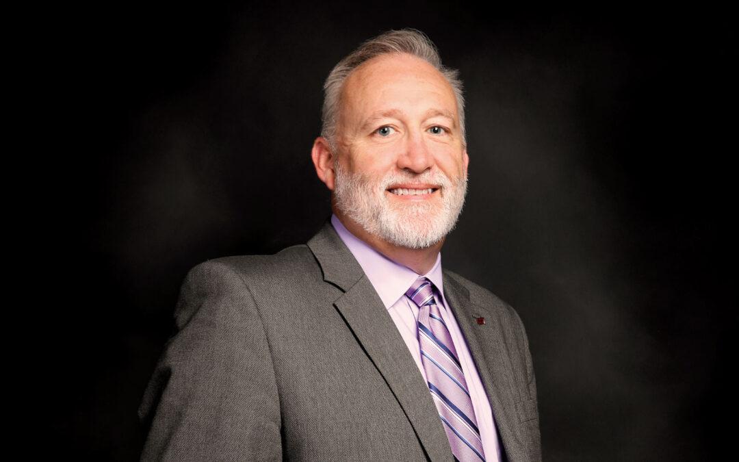 Dr. Stephen Vacik assumes leadership as Hinds president