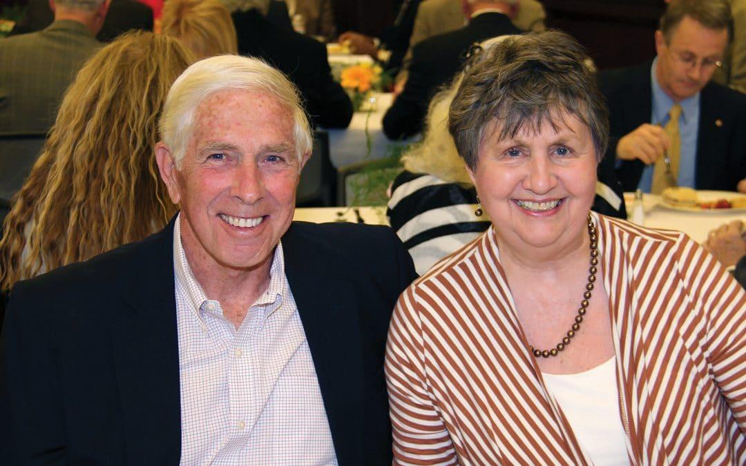 Malcolm and Fredna Cockerham Endowed Scholarship